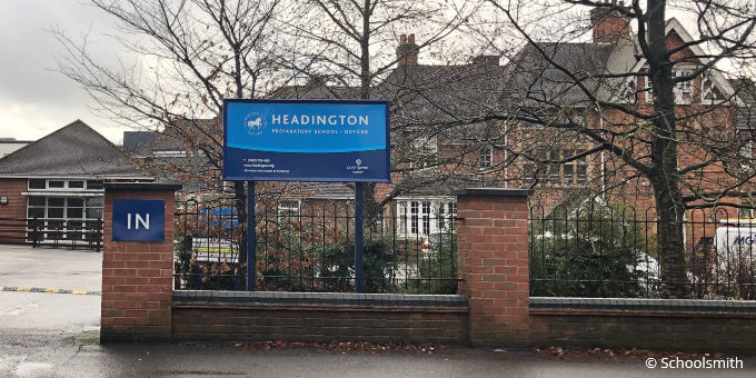 Headington Preparatory School, Oxford OX3