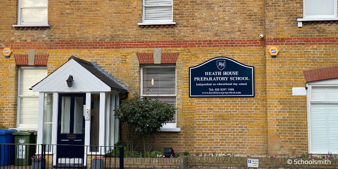 Heath House Preparatory School, Blackheath, London SE3