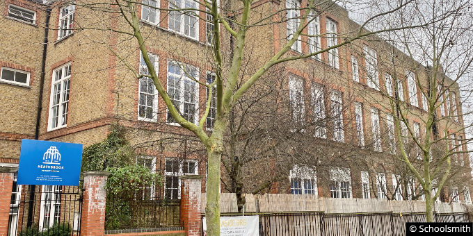 Heathbrook Primary School, Nine Elms, London SW8