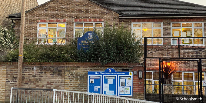 Holy Ghost Catholic Primary School, Balham, London SW12