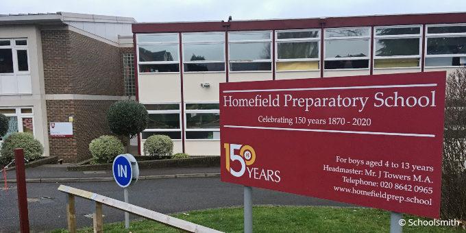 Homefield Preparatory School, Sutton SM1