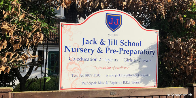 Jack and Jill School, Hampton TW12