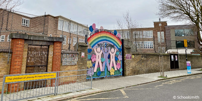 Jessop Primary School, Herne Hill, London SE24