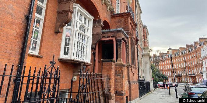 Knightsbridge School, Chelsea, London SW1X