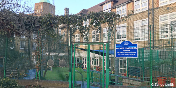 Mayflower Primary School, Poplar, London E14
