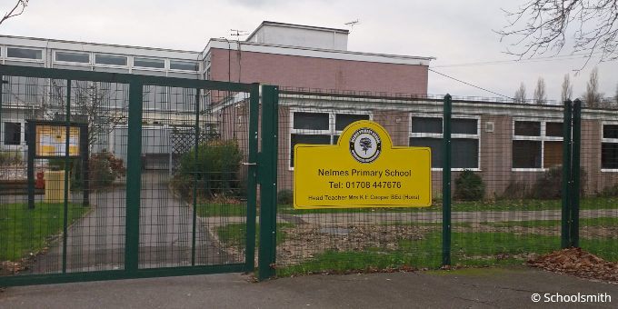 Nelmes Primary School, Hornchurch RM11