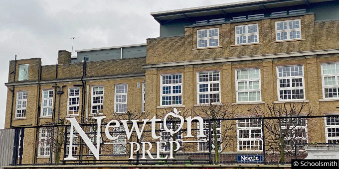 Newton Prep, Battersea, London SW8