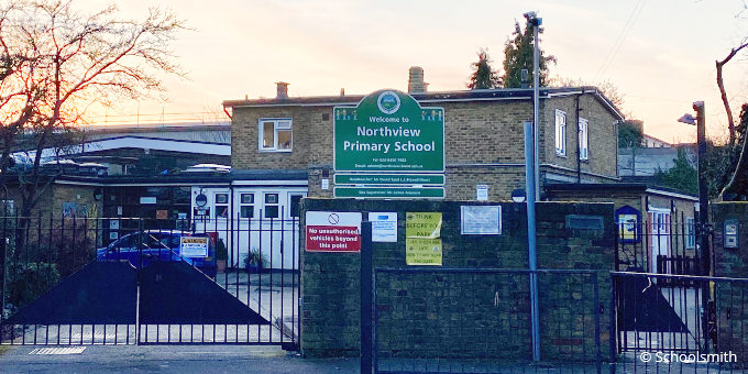 Northview Primary School, Neasden, London NW10