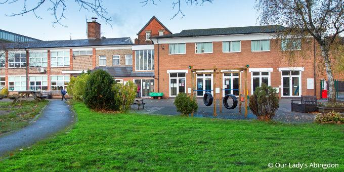 Our Lady's Abingdon Junior School, OX14