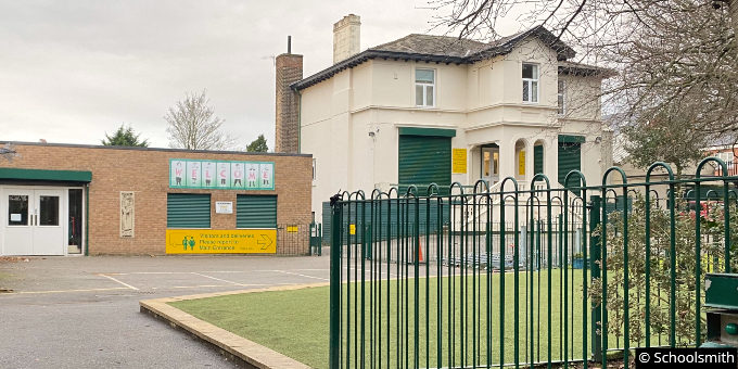 Our Lady's Bishop Eton Catholic Primary School, Liverpool L18