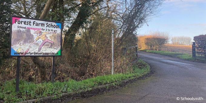Oxford Montessori Schools, Forest Farm Primary School, OX3