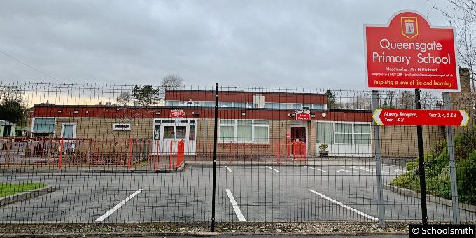 Queensgate Primary School, Bramhall, Stockport SK7