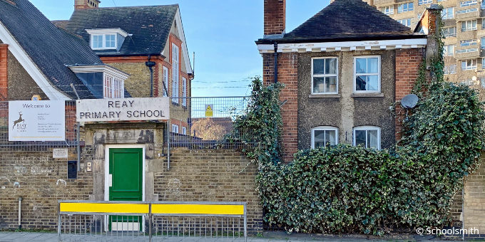 Reay Primary School, Stockwell, London SW9