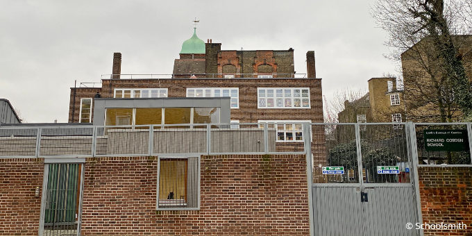 Richard Cobden Primary School, Camden Town, London NW1