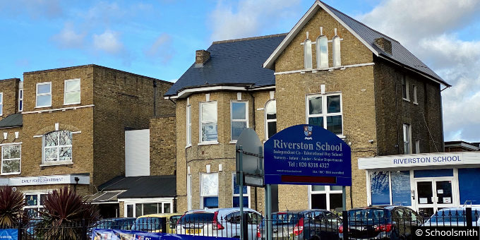 Riverston School, Junior School, Lee Green, London SE12