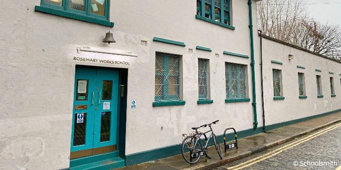 Rosemary Works School, Hoxton, London N1