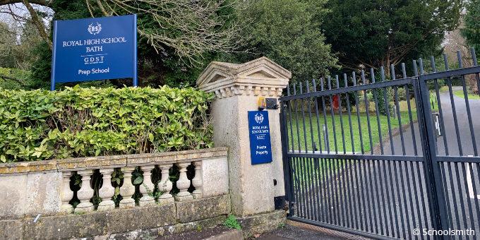 Royal High Prep School, Bath BA1