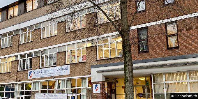 Saint Christina's School, Primrose Hill, London NW8