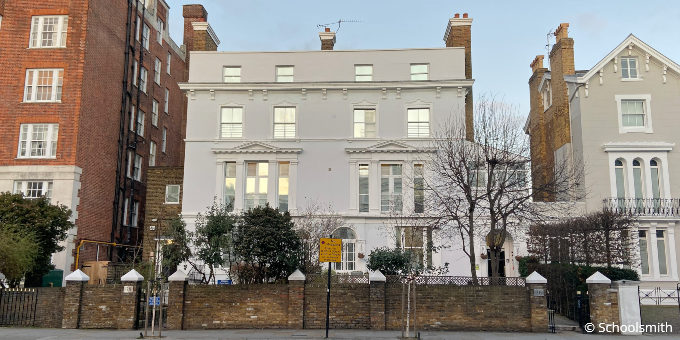 Southbank International School, Kensington, London W11