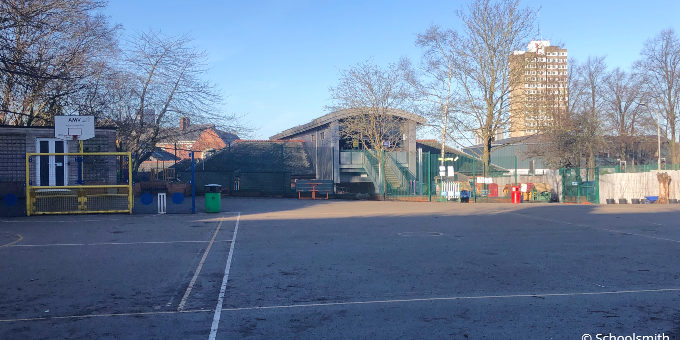 Sparkenhoe Community Primary School, Leicester LE2