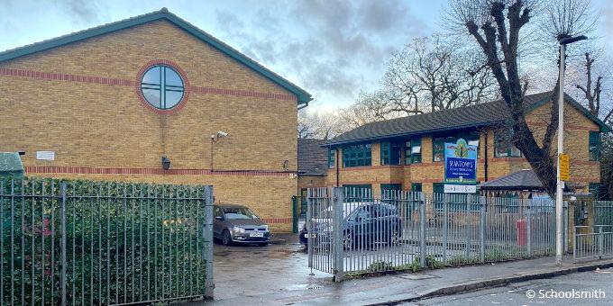 St Antony's Catholic Primary School, Woodford Green IG8