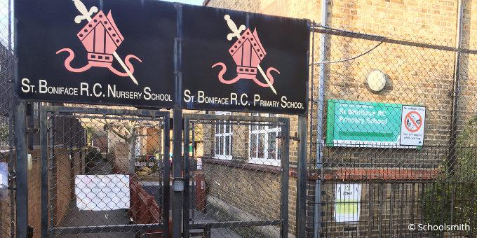 St Boniface Roman Catholic Primary School, Tooting SW17