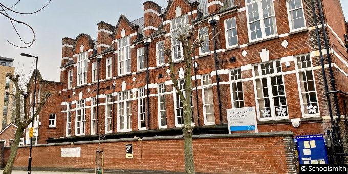 St Joseph's Primary School, Bermondsey, London SE16