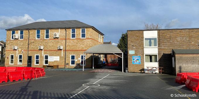 St Mary Magdalen's Catholic Primary School, Brockley SE4