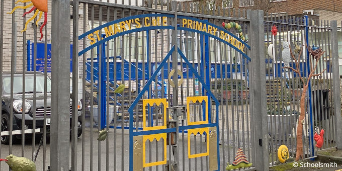 St Mary's Church of England Primary School, Islington N1