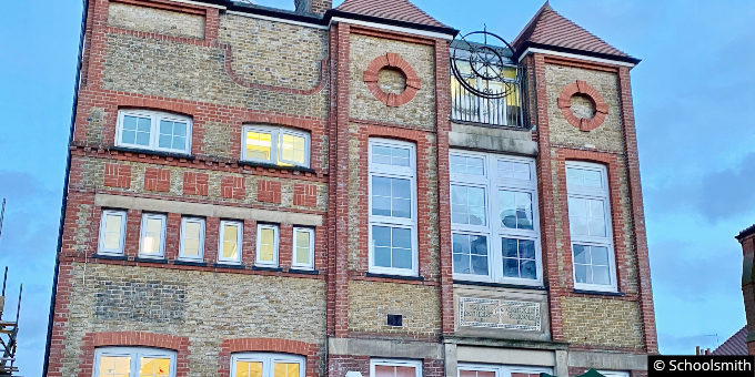 St Patrick's Catholic Primary School, Plumstead, London SE18