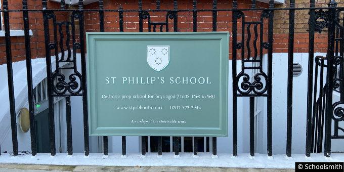 St Philip's School, South Kensington, London SW7