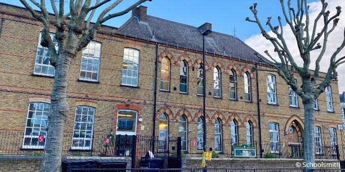 St Saviour's Church of England Primary School, Maida Vale W9