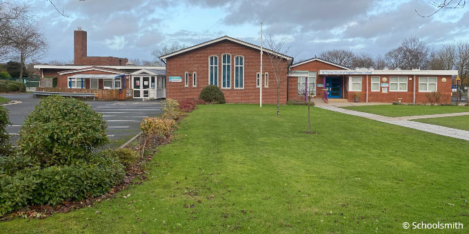 St Thomas Church of England Primary School, Lydiate L31