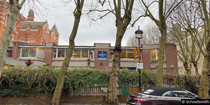 St Vincent de Paul Catholic Primary School, Westminster SW1P