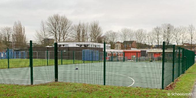 St Wilfrid's Roman Catholic Primary School, Hulme M15