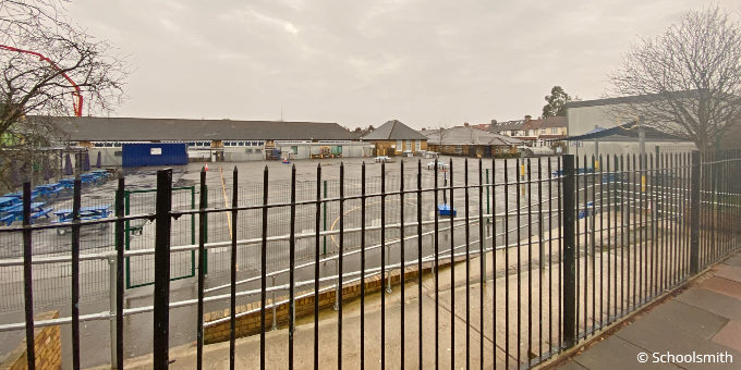 Stewart Fleming Primary School, Anerley, London SE20
