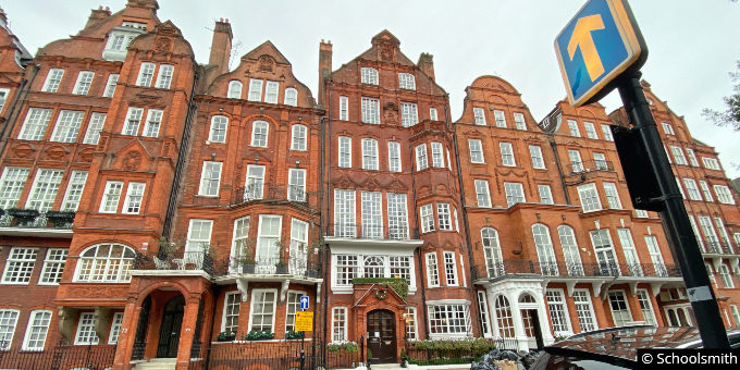 Sussex House School, Chelsea, London SW1X