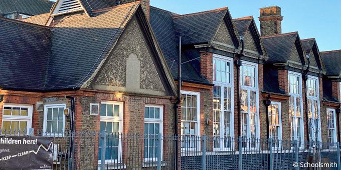 Telferscot Primary School, Balham, London SW12