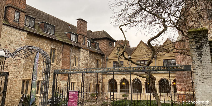 The Charterhouse Square School, Farringdon, London EC1M