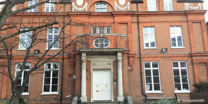 The Hall School, Hampstead, London NW3