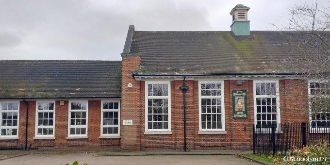The St Teresa Catholic Primary School, Dagenham RM8