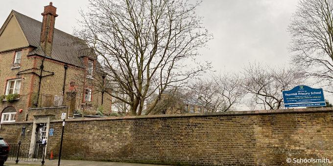 Thornhill Primary School, Islington, London N1