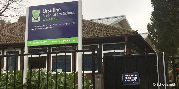 Ursuline Preparatory School, Wimbledon, London SW20