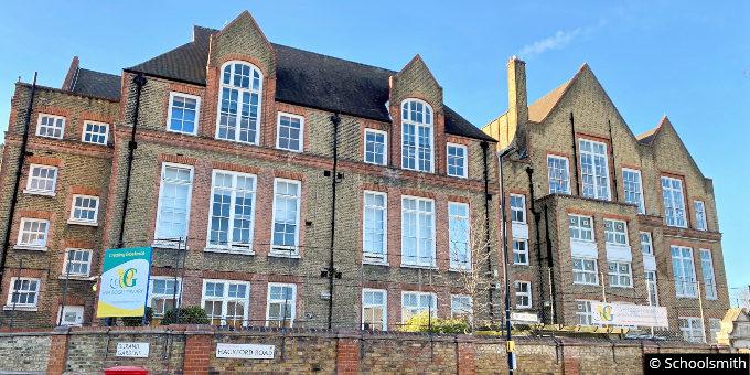 Van Gogh Primary, Stockwell, London SW9