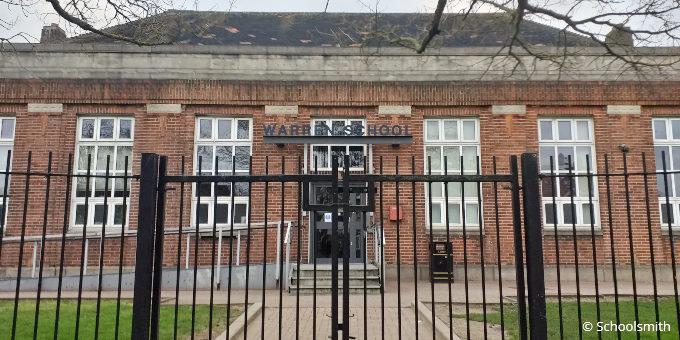 Warren Junior School, Chadwell Heath, Romford RM6