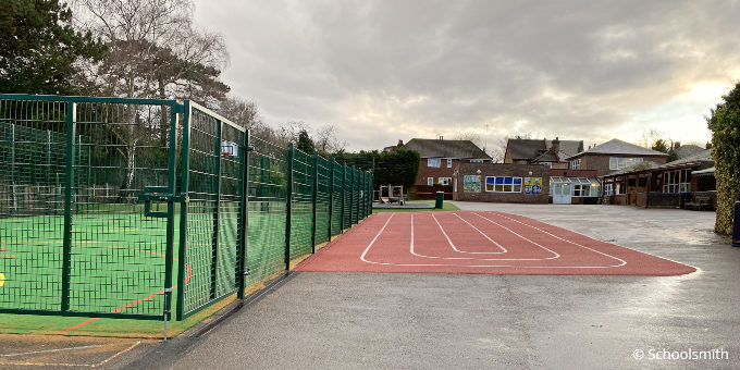 Wells Primary School, Woodford Green IG8