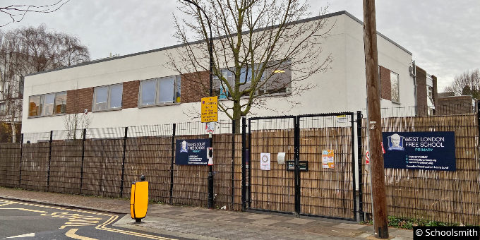 West London Free School Primary, Hammersmith, London W6