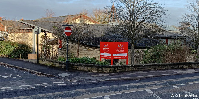 Widcombe Church of England Junior School, Bath BA2
