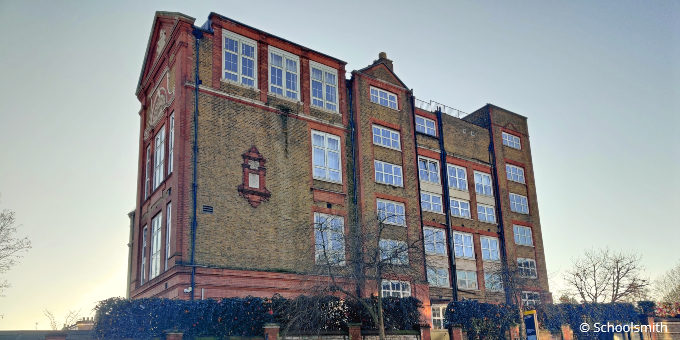 William Patten Primary School, Stoke Newington, London N16