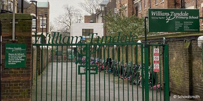 William Tyndale Primary School, London N1